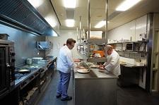 In de keuken van truckstop 8