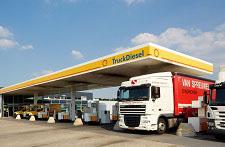 Tankstation Truckstop 8
